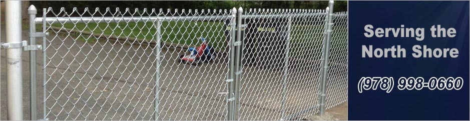 Chain Link Fences Danvers, MA
