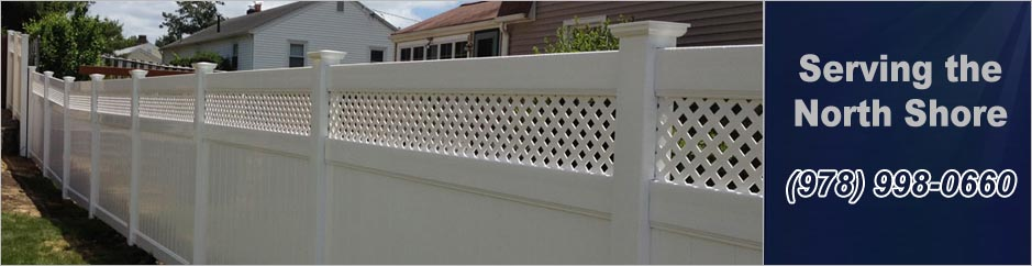 Vinyl Fences Peabody, MA