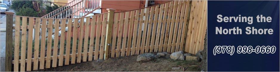 Wood Fences Swampscott, MA