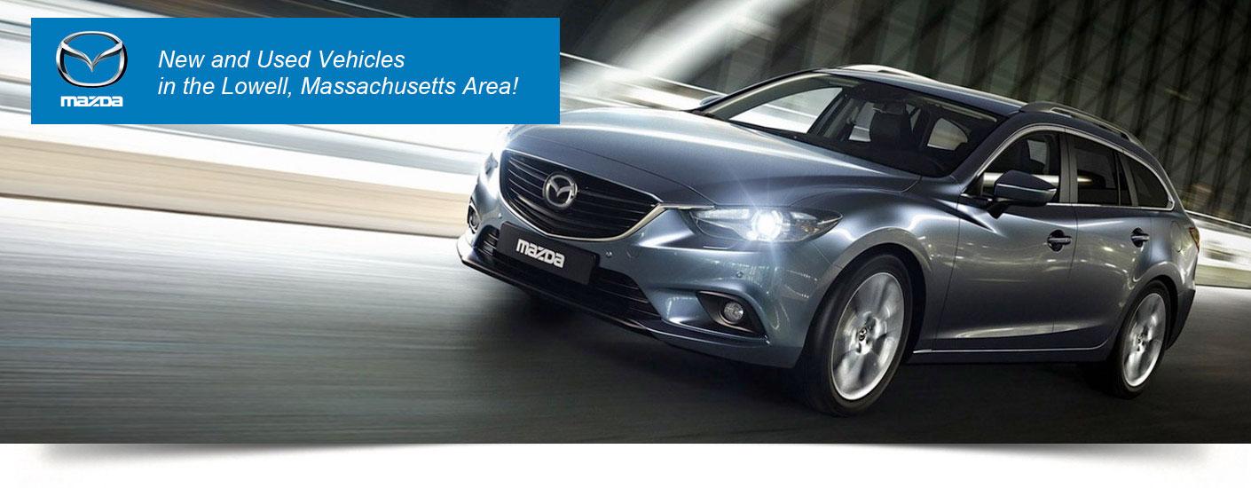 Certified Mazda Wakefield MA | Lannan Mazda