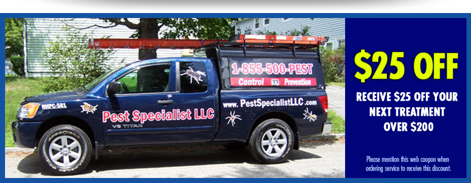 Pest Control West Newbury MA